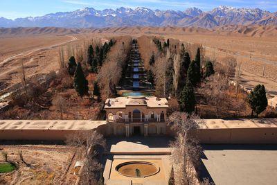 <strong>Iran: The Persian qanat</strong>