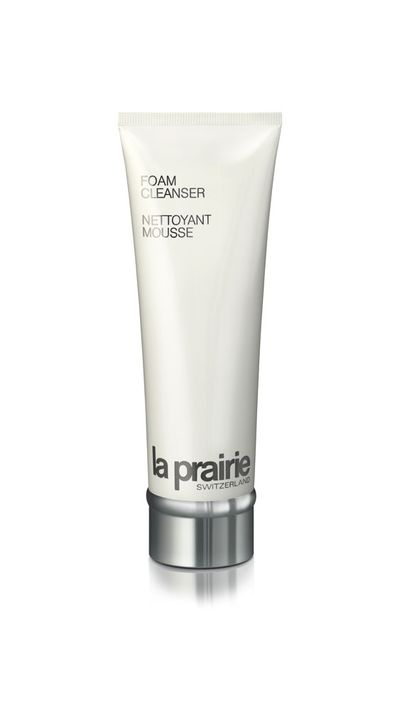 This deep cleanser will remove make-up and dirt. Bookmark for tax return time: La Prairie's Skin Caviar.