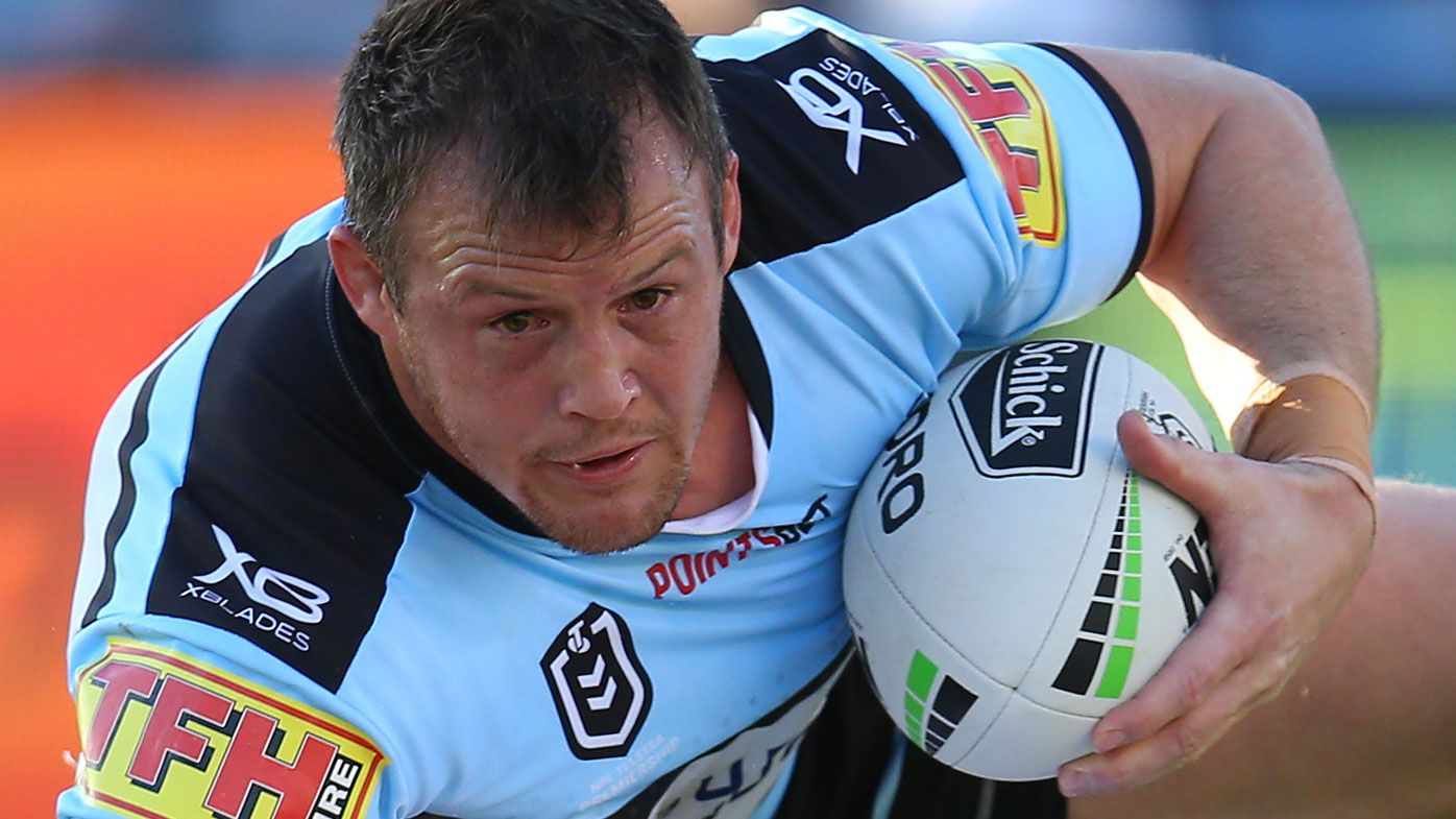 Act of disrespect means Josh Morris still wants out of Sharks, says Danny Weidler