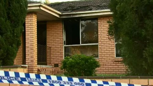 Man dies after being dragged from Melbourne house fire