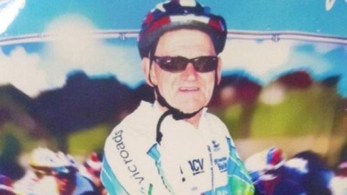Cyclist Gordon Ibbs was killed in an alleged hit and run in May. (Supplied)