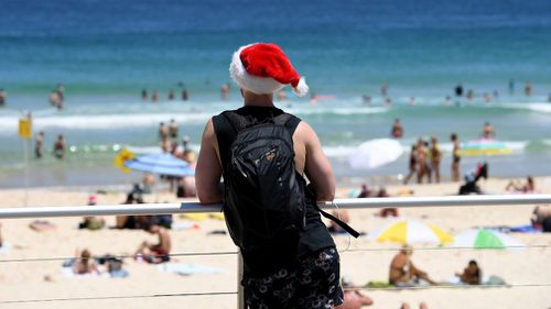 Bondi Beach in Sydney will no doubt be booming today.