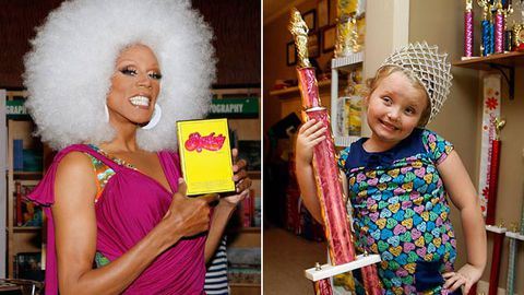 'She understands what drag is': RuPaul wants a Honey Boo Boo duet
