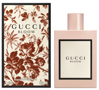 "<p><a href=""http://shop.davidjones.com.au/djs/en/davidjones/gucci-bloom-edp-100ml"" target=""_blank"">Gucci Bloom EDP (100ml), $182.</a></p> <p>Bloom is creative director Alessandro Michele's first fragrance for the House and it's a beauty. Notes of natural tuberose and Jasmine leave an unexpectedly rich white floral scent on the skin. Rangoon Creeper, a plant that changes color when it blooms, infuses a powdery, floral edge. Sophisticated, sultry and a genuine delight.</p>"