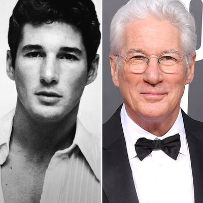 Richard Gere: 1970 and 2019