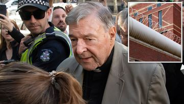 George Pell conviction Melbourne jail child sex offences Catholic Church news