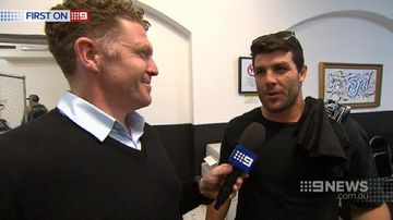 VIDEO: Retiring hooker Michael Ennis has no regrets over grand final tactics