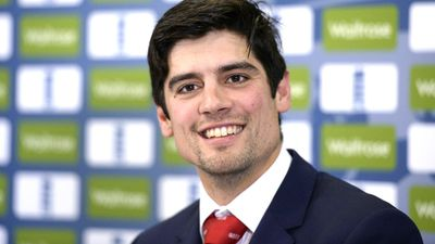 """England captain Alastair Cook put aside Ashes rivalry to offer his support. """"The whole dressing room is thinking of Phillip and player safety is irrelevant at the moment, it is all about him and his family. We send him our best,"""" he said."""
