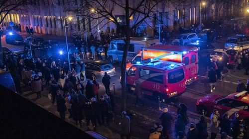 One dead, four injured in Berlin nightclub shooting