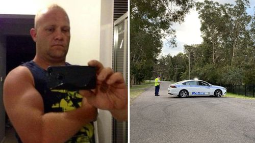 David King has been identified as the man found dead in his car in Port Stephens yesterday.