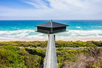 Pole House, Aireys Inlet, Victoria