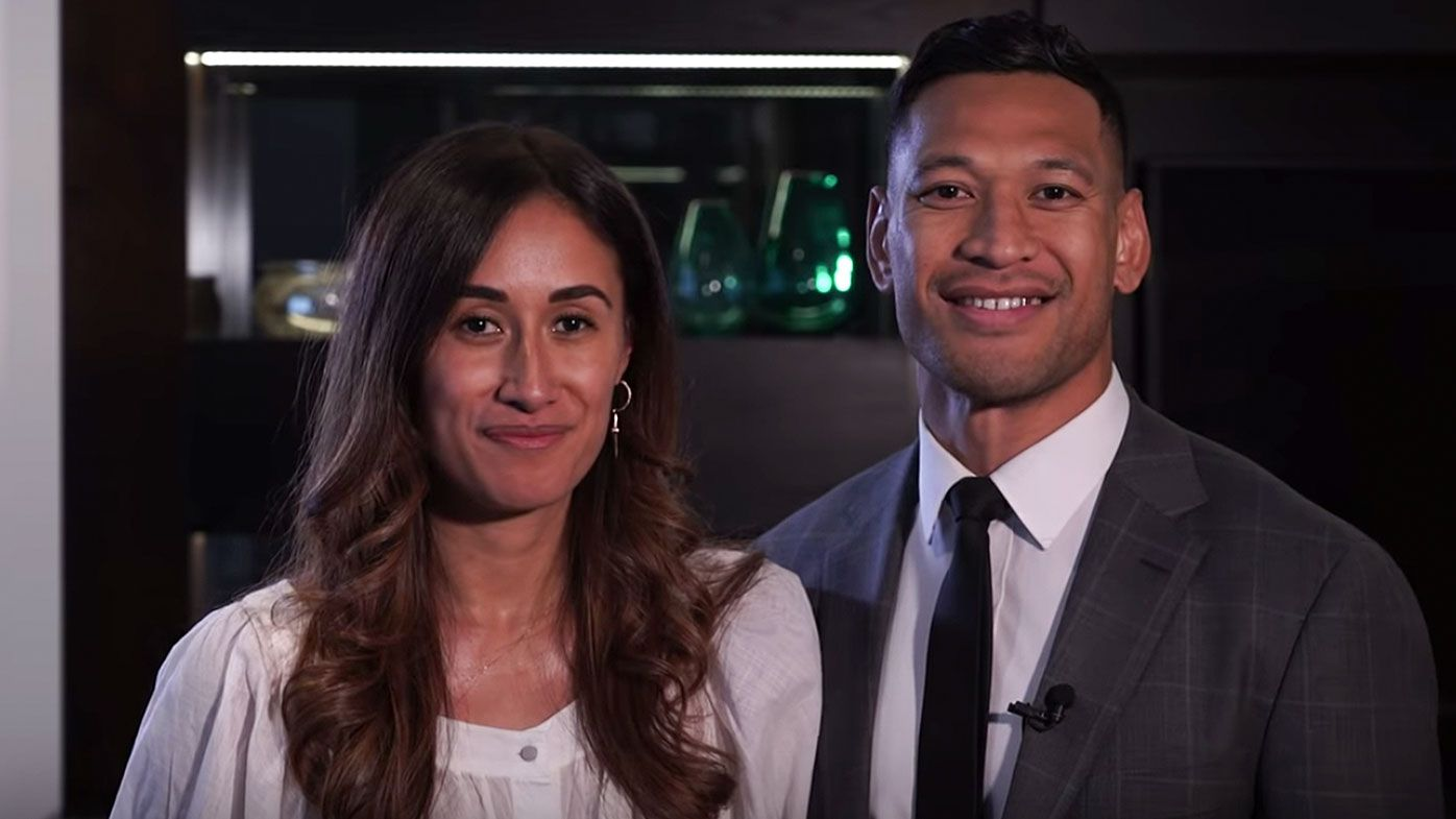 'Vindicated' Israel Folau releases statement after Rugby Australia settlement