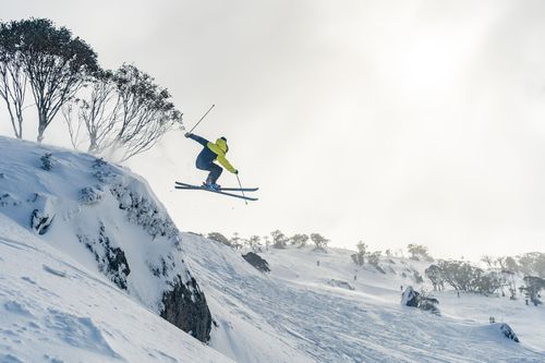 Wild wind is on the way, with the Snowy Mountains expected to cop the worst with predicted gusts of 125km/h. Picture: Perisher