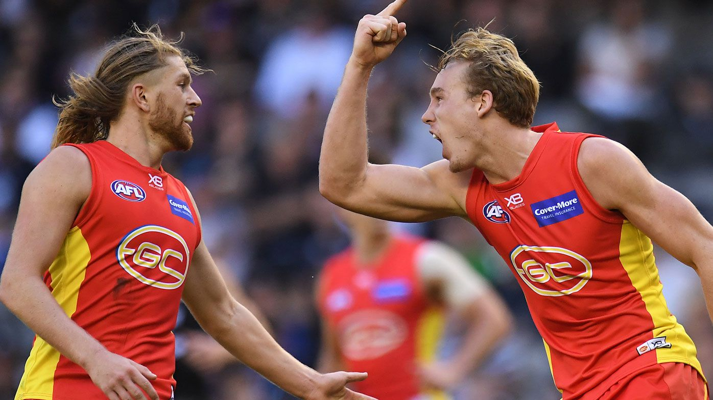 Lynch destroys Blues in rout at Etihad