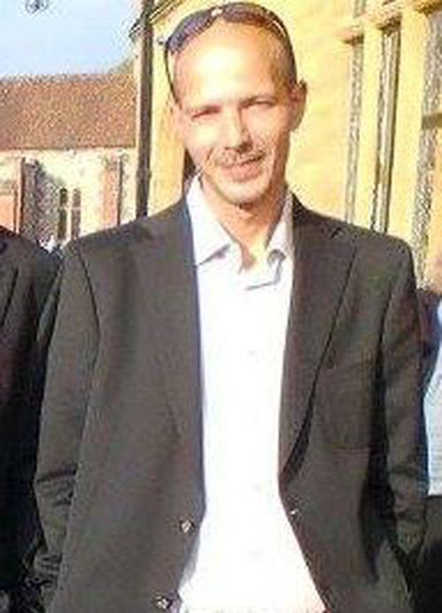 Charlie Rowley is still in hospital recovering from the poisoning. Picture: Supplied