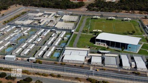 Escape tunnel uncovered at WA immigration detention centre