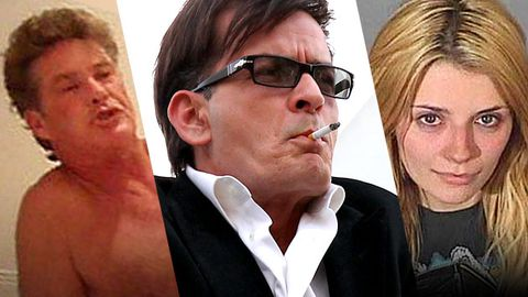 Has Charlie Sheen's meltdown finally gone too far?
