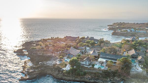Mandala The Bay aerial photo