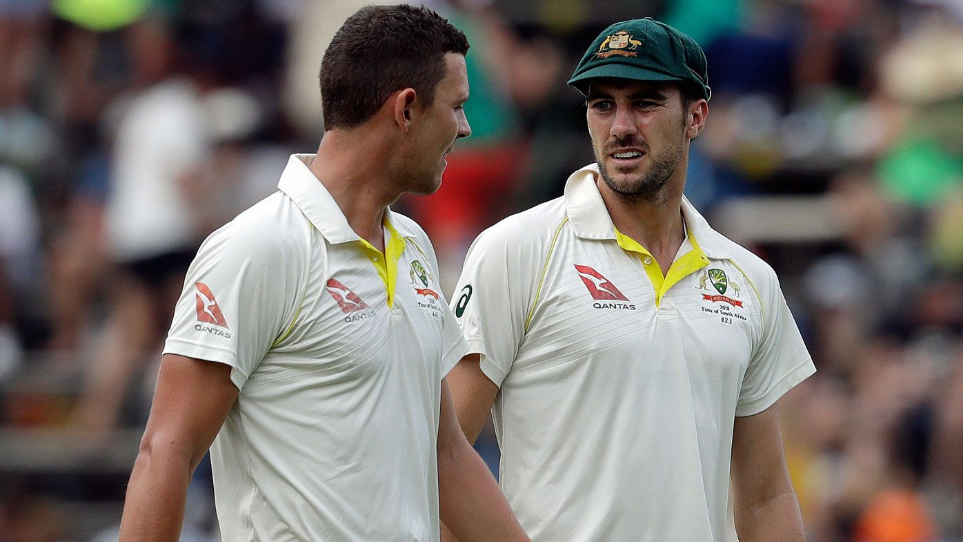 Cummins and Hazlewood