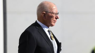 Mr Hurley will be Australia's 27th governor-general.