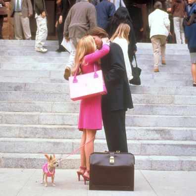 Reese Witherspoon marks Legally Blonde's 20th anniversary with never-before-seen photos.
