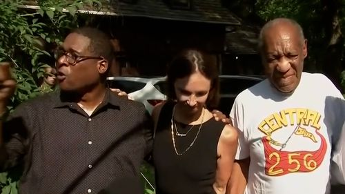 Bill Cosby freed from prison, sex conviction overturned