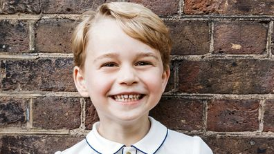 The young prince turns 6 on July 22.