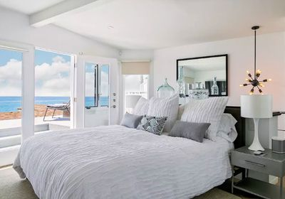 Selena's Malibu beach house