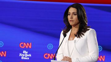 Tulsi Gabbard is 'the favourite of the Russians', said Hillary Clinton.