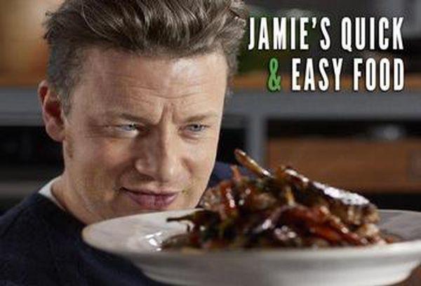 Jamie's Quick & Easy Food
