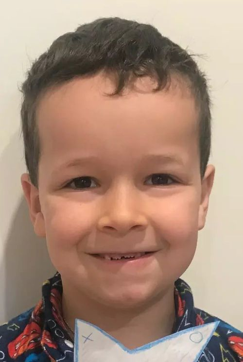Phoenix Mapham was last seen being driven by a woman at Weston Creek at 1.30pm on Thursday. (ACT Policing)