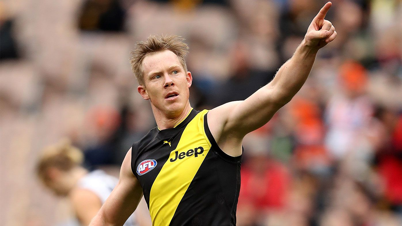 Kane Cornes puts pressure on 'sadly out of form' Jack Riewoldt ahead of AFL Grand Final
