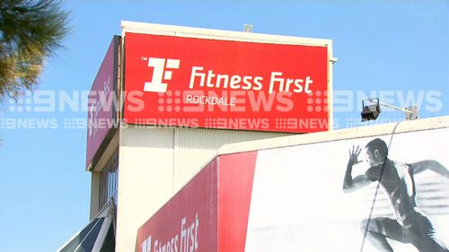 The shooting took place at a Fitness First at Rockdale in Sydney's south.