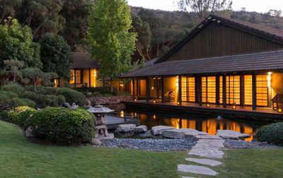 Golden Door Luxury Resort, California