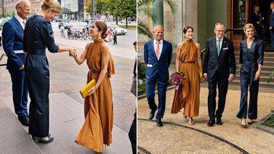 Princess Mary attends The Carlsberg Foundation awards, September 2019