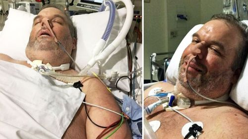 Brisbane man ends up in coma on dream anniversary holiday