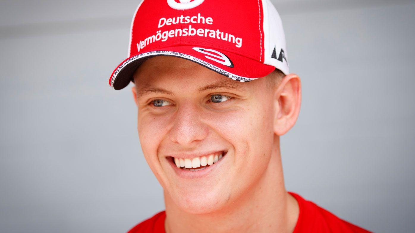F1 world celebrates Mick Schumacher's test debut with Ferrari ahead of Bahrain GP