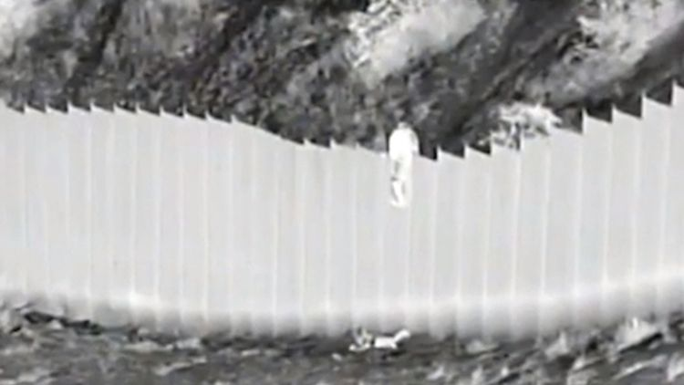 CBP: Little girls dropped from border wall in Southern NM