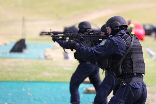 The guns will assist with responding to high-risk incidents.