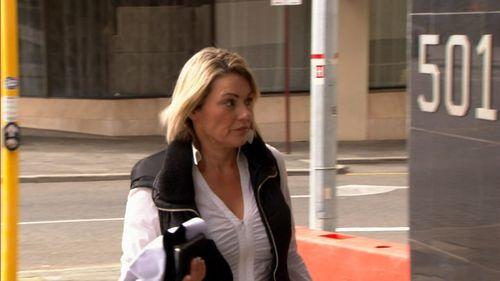 Lois Loder failed in her bid for bail.