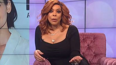 Wendy Williams has outraged viewers with a joke about Amie Harwick.
