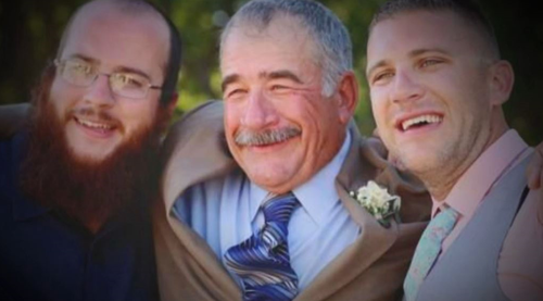 Ike Riffel lost both his sons on the deadly Ethiopia Airlines crash.
