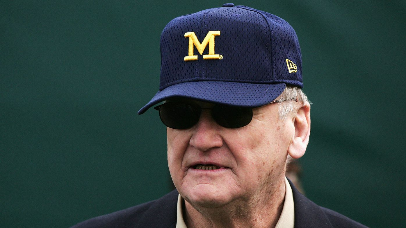 Son of famed Michigan football coach set to address press over sexual abuse allegations against doc