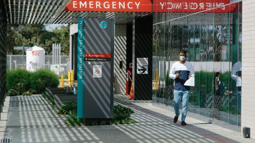El Hospital North Beaches en Forest Frenches, Sydney, ha sido afectado por una notificación de COVID-19.
