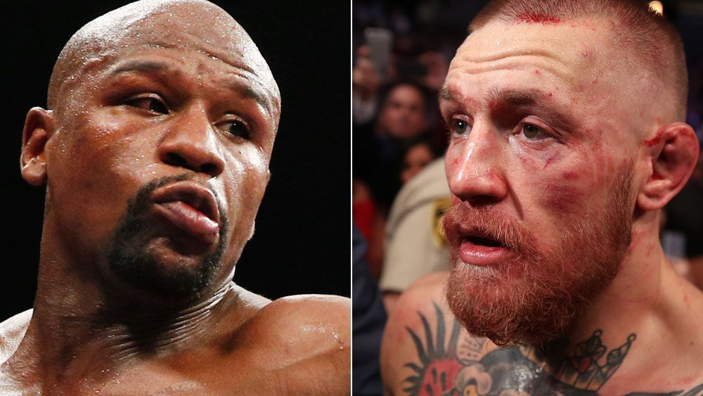 Mayweather ready for McGregor showdown