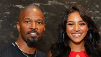 Jamie Foxx explains that he's simply helping Sela Vave with her music career