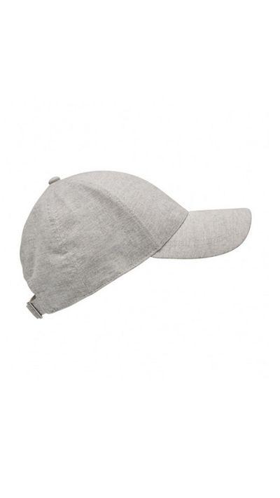 """<a href=""""http://www.sportsgirl.com.au/grey-wash-denim-cap-grey-all"""" target=""""_blank"""">Cap, $24.95, Sportsgirl</a>"""
