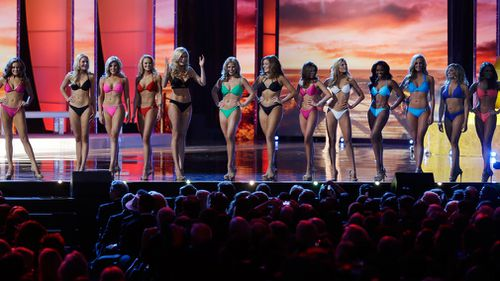 The Miss America pageant is dropping its swimsuit competition. (AAP)
