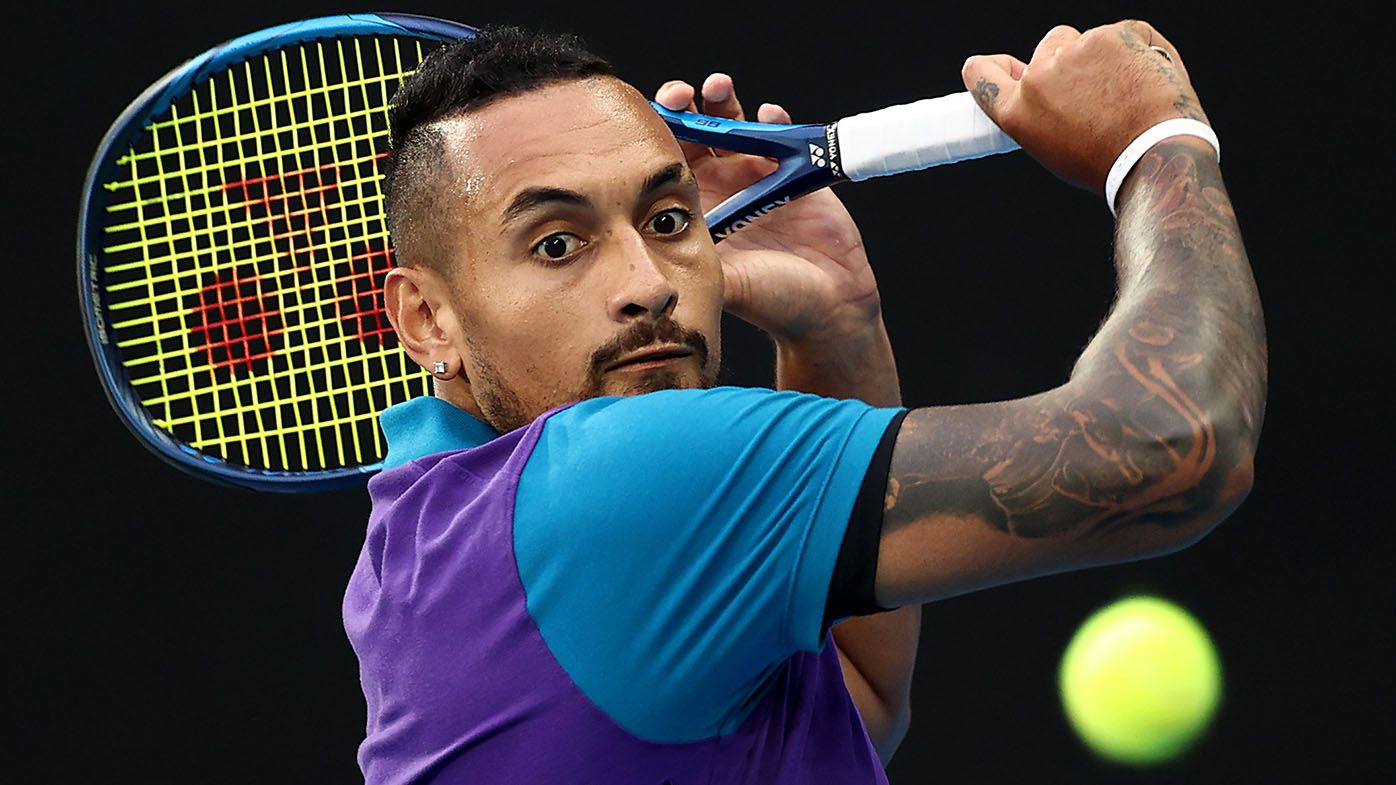 Nick Kyrgios tells fans 'I'll be back soon' amid ongoing doubts about career plans