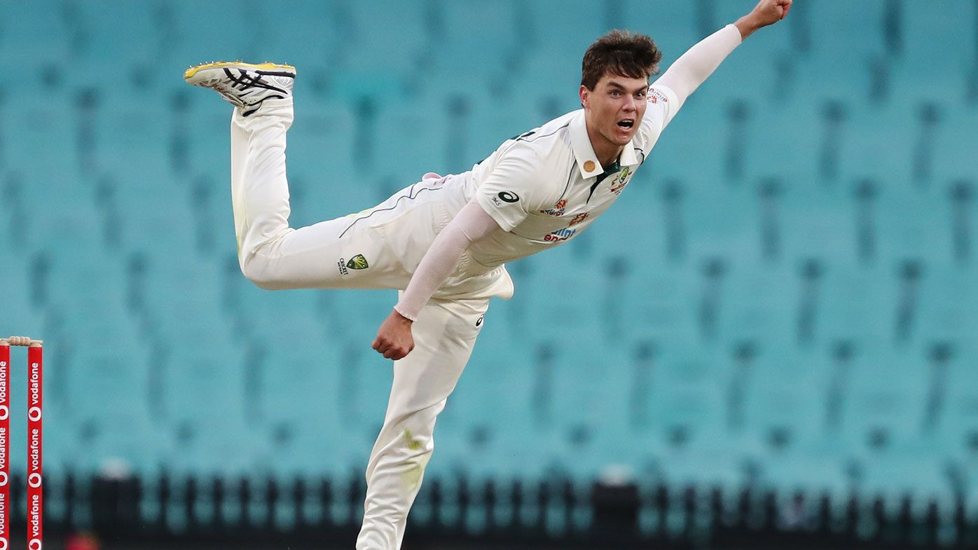 Worrying neck injury has Aussie spin star Mitch Swepson fighting for cricket future